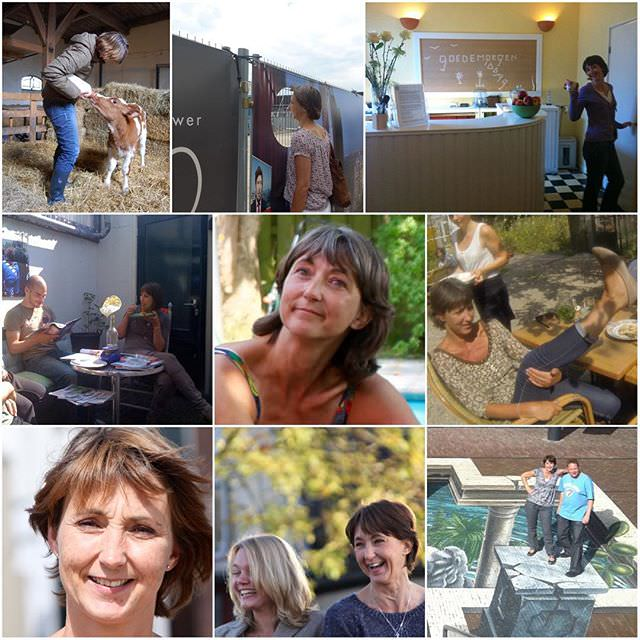 Vandaag precies 5 jaar geleden begon Janke bij ons! Dank je wel Janke voor 5 mooie jaren!