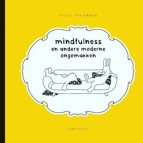 Nieuw in onze webshop Mindfulness en andere moderne ongemakken van Os en Jo #mindfulness