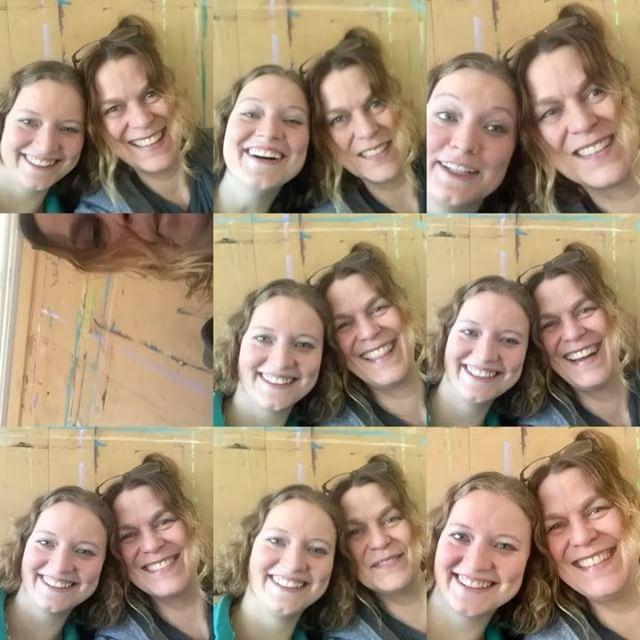 Even een #selfie voor bij blog van onze #stagiaire #psychologie op praktijkquerido.nl #ggz lees oa haar ervaring met #beeldende therapie #vaktherapie #arttherapy zo fijn om te lezen