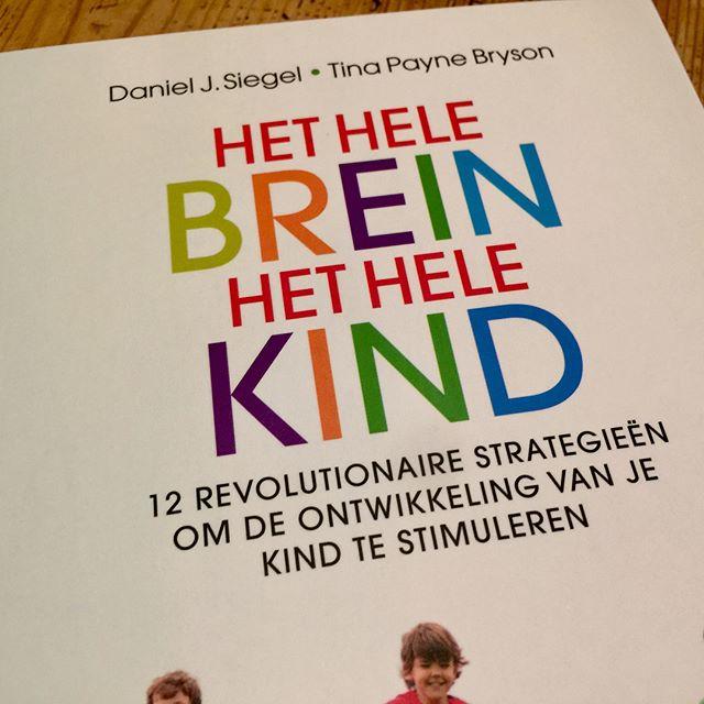 Moeite met de #opvoeding van je #kind? Lezen! #brein