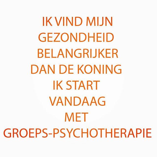 #koningsdag #oranje #gezondheid #ggz #psychotherapie #vaktherapie