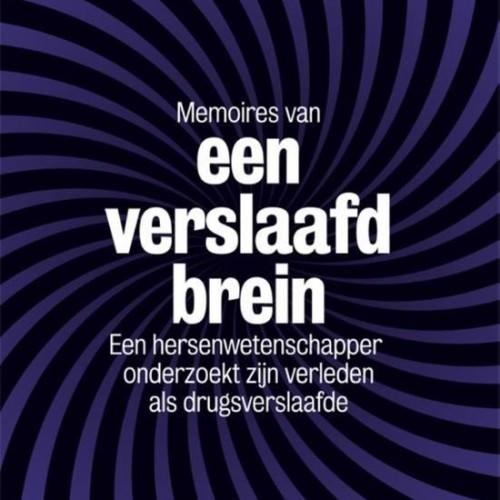 Voorkant van het boek 'Een verslaafd brein'
